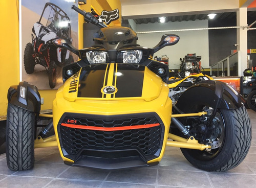 can am spyder f3 s 1330 daytona 500 0km 2017 chubut