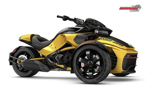 can am spyder f3 s 1330 daytona 500 0km automoto lanus