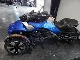 can am spyder f3-s 1330 oxford blue  0km