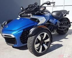 can am spyder f3-s 1330 oxford blue  0km
