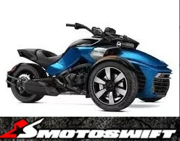 can am spyder f3-s 1330 oxford blue 2017 0km