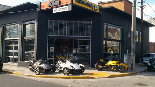 can am spyder f3-s 1330 pearl white 2016 0km