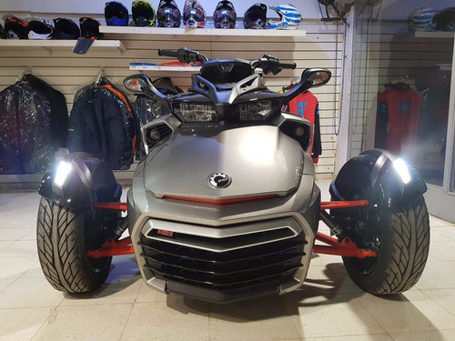 can am spyder f3 s 2017 0km gris magnesio disponible