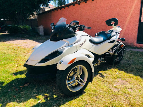 can am spyder rs 2012