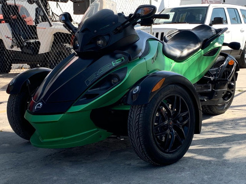 can am spyder rs - s 2012