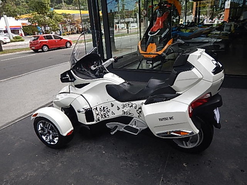 can-am spyder rt limited. 2012/2012