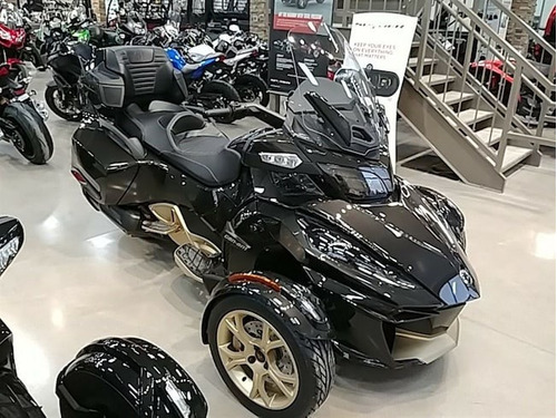 can am - spyder rt limited . 2019
