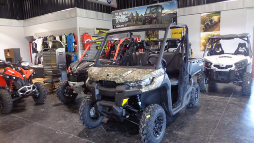 can am utv defender hd10 camo 2016 entrega sin cargo