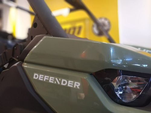 can am utv defender hd8 0km