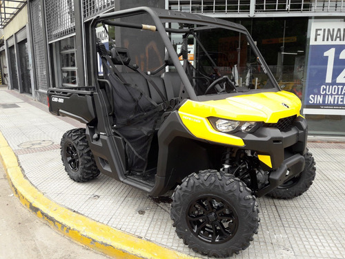 can am utv defender hd8 base 800 0km