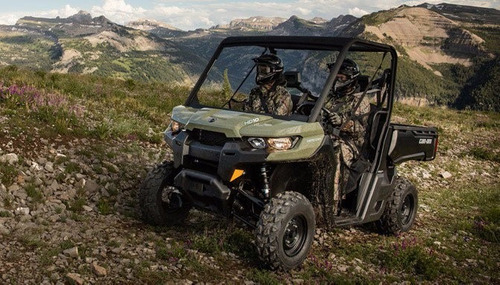 can am utv defender hd8 base canam palermo