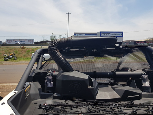 can am x3 172 turbo r 2017 + carreta rodoviária