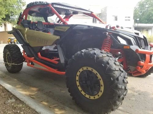 can-am xrs turbo 2017