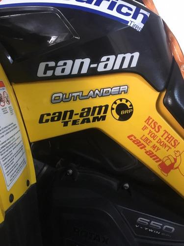 can-an max xt 650 ano 2011 -