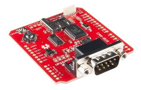 Can-bus Shield Sparkfun Para Arduino