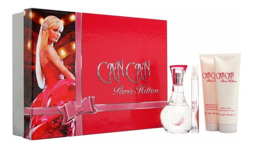 can can burlesque mujer 3,4oz (100ml) sellada original