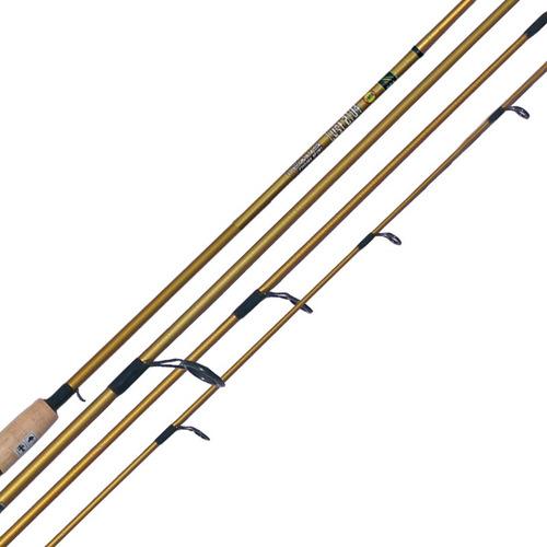 caña 4 tramos lexus  lust 210 grafito ideal spinning variada
