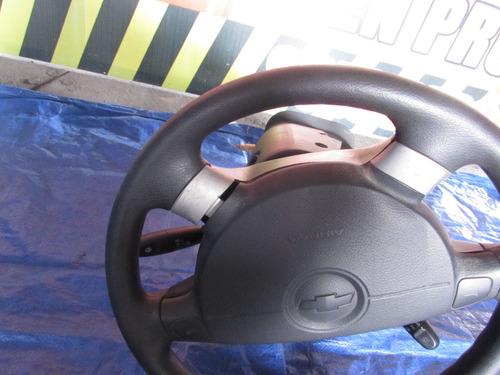 caña de direccion automatica chevrolet aveo 2005