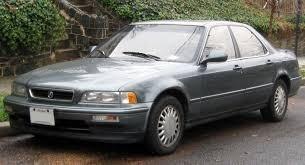 caña de volante  honda legend accord integra civic 92 98