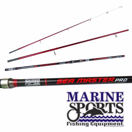 caña marine sport sea master pro 4.20 m 3 secciones