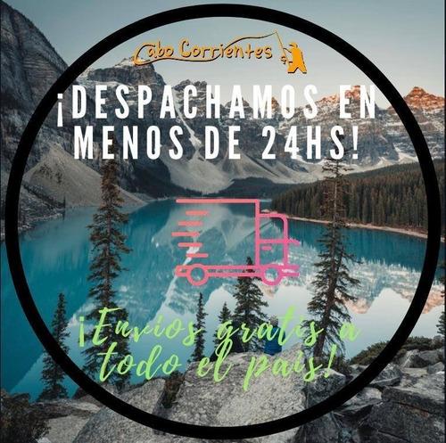 caña pejerrey kunnan chascomus 420 grafito im8 accion punta