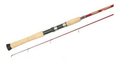 caña pescar shimano stimula 2.10  cm grafito rio y lago