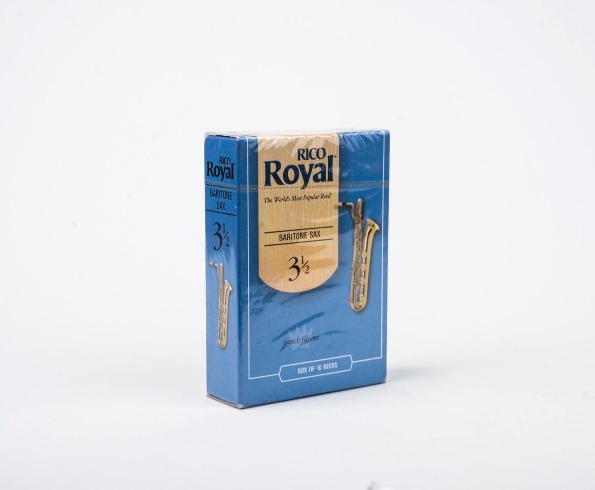 resistencia de 3.5 paquete de 10 Ca/ñas para saxo alto Rico Royal