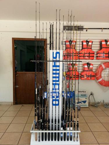 caña shimano fxc casting 6'6