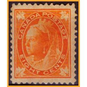 Canadá - Queen Victória - 1897 C4