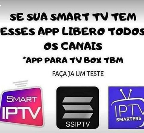 canais liberados tv box, lg , samsung