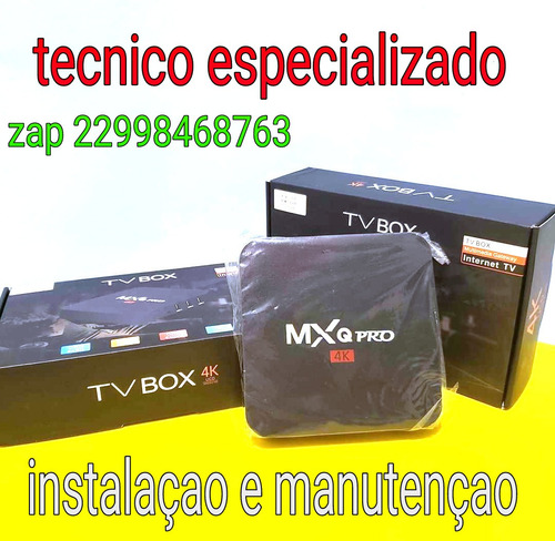 canais no seu box tv android