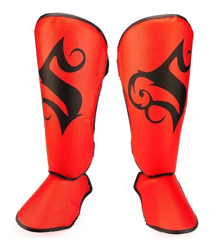 canaleira profissional spank vermelho