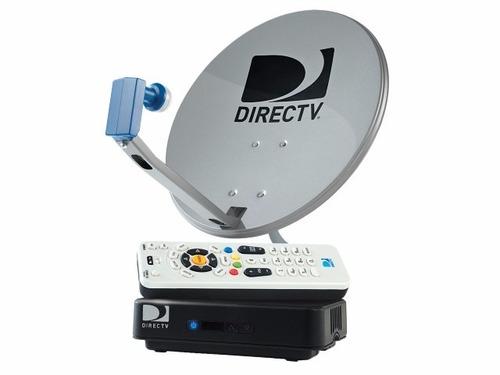 canalera - trasformador - control - antena directv prepago