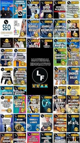 canales premium, televisión  y cursos de marketing digital