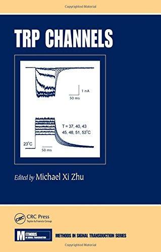canales trp (métodos en series de transducción de señales)