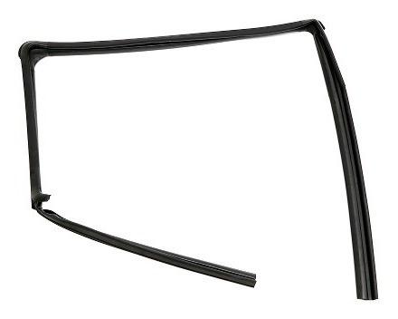canaleta do vidro da porta dianteira ld - navara