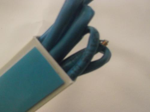 canaleta explore  plástica pvc adhesiva 30x13x2000mm