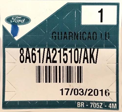 canaleta porta new fiesta hatch 13/ diant dir 8a61a21510ak +