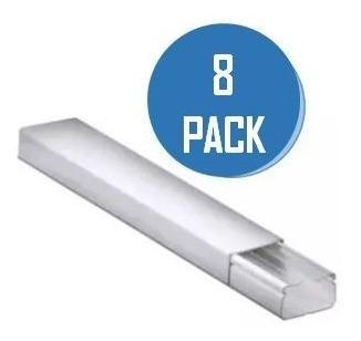 canaletas plasticas 20x10x 2000mm sin adhesivo tienda fisica