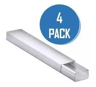 canaletas plásticas 30mm x 13mm x 2000mm tienda fisica