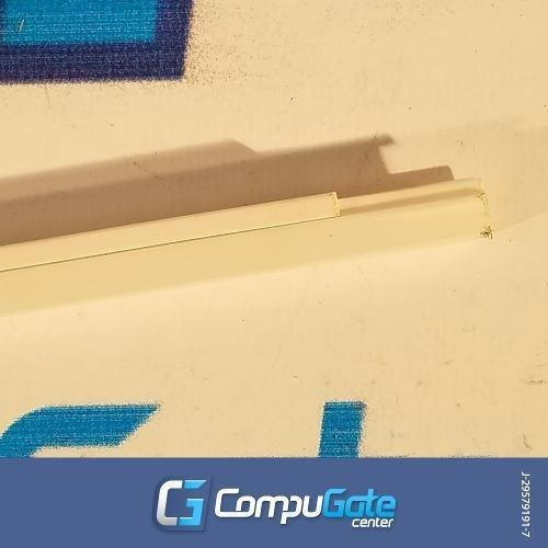 canaletas plásticas para cables 10mm x 10mm x 2000mm tienda