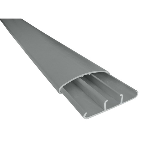 canalizador de pisos 73x17x2000mm roker pisocanal