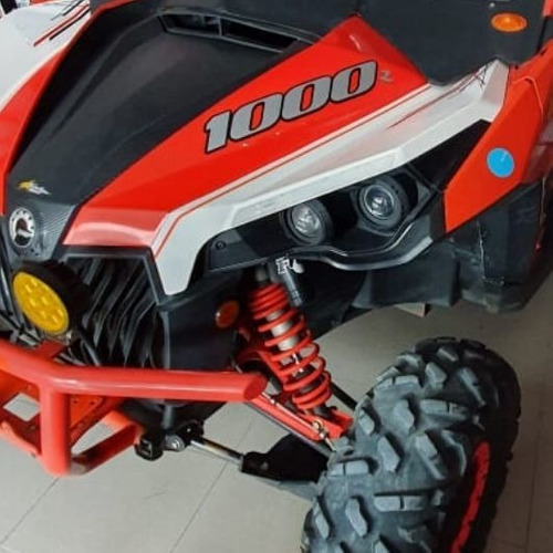 canam maverick 1000 2014 equipado, no polaris no articat