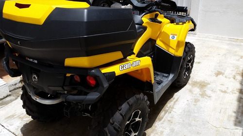 canam outlander max xt 650 2014