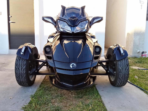 canam spyder limited 2014