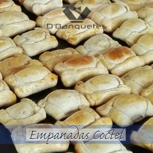 canapes, tapaditos, empanadas coctel, productos de coctel