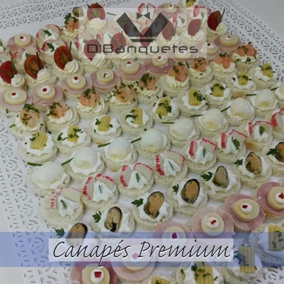 Canapes tapaditos empanadas productos para coctel 9 for Canape para coctel