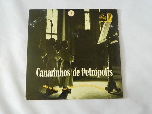 canarinhos de petrópolis - ave maria - compacto ep 5