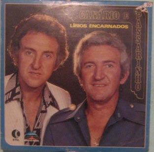 canário & passarinho - lírios encarnados - 1981