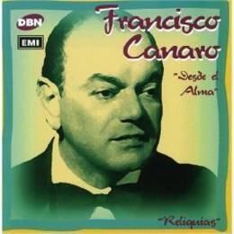canaro francisco desde el alma cd nuevo